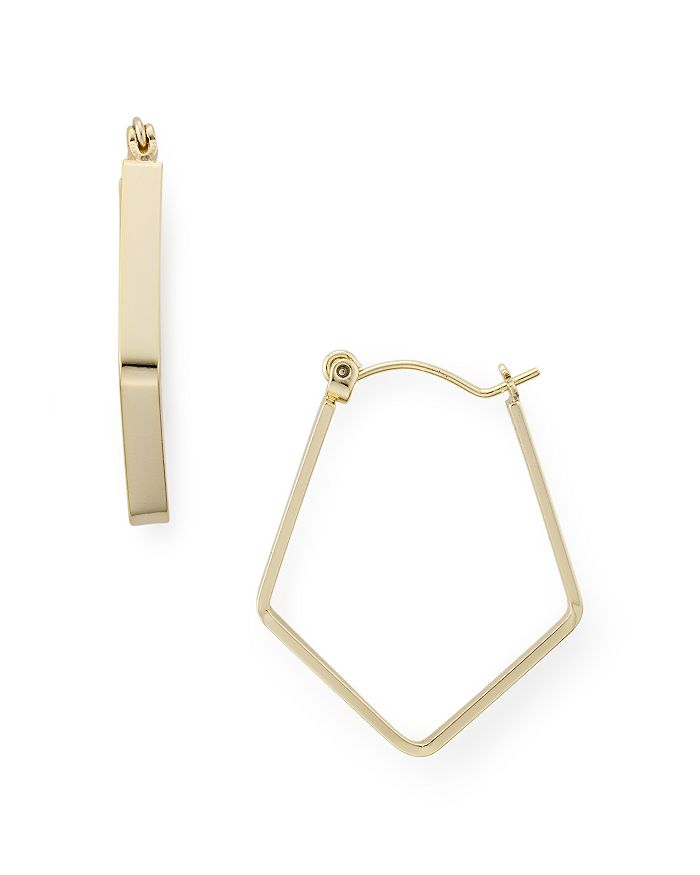 Jules Smith - Charlie Geometric Drop Earrings