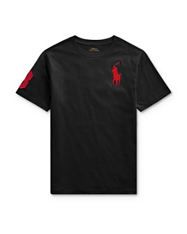 Ralph Lauren - Boys' Big Pony Tee - Big Kid