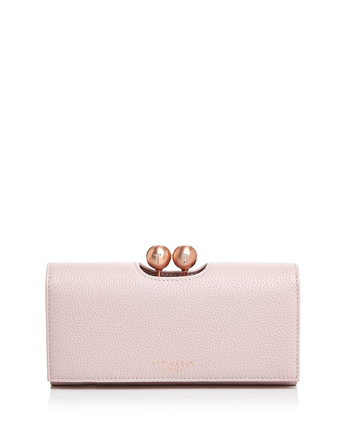 Ted Baker - Josiey Scripted Bobble Matinee Wallet