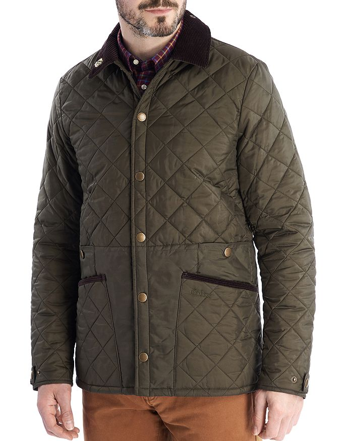 Barbour - Icons Liddesdale Quilted Jacket