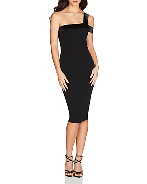 Nookie Alias Bodycon Midi Dress