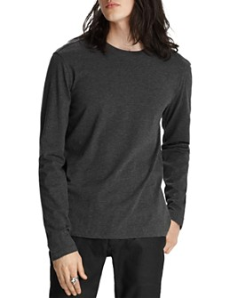 John Varvatos Collection - Long-Sleeve Slim Fit Tee