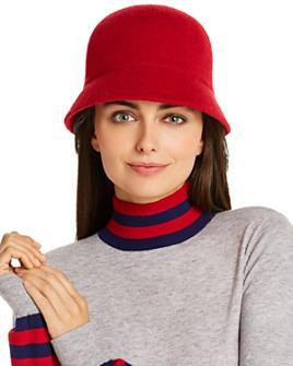 August Hat Company - Melton Cloche