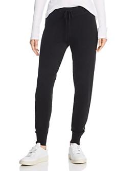 COMUNE - Prescott Side-Contrast Jogger Pants