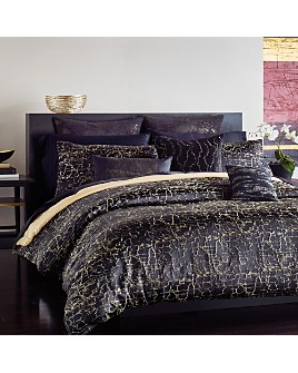 Donna Karan - Black Onyx Bedding Collection