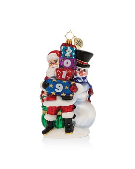 Christopher Radko - 2019 Winter Friends Ornament