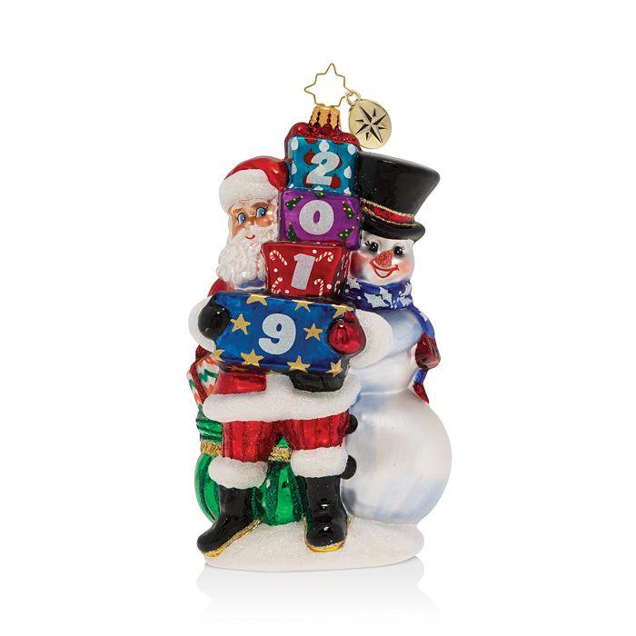 Christopher Radko - 2019 Winter Friends Ornament