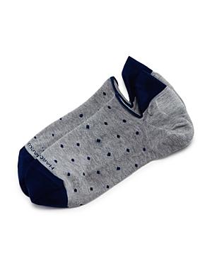 Invsnkr Polka Dot No-Show Socks