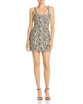 Bec & Bridge - Cecile Sheath Mini Dress