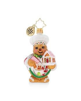 Christopher Radko - Sweetest Chef Around Gem Ornament