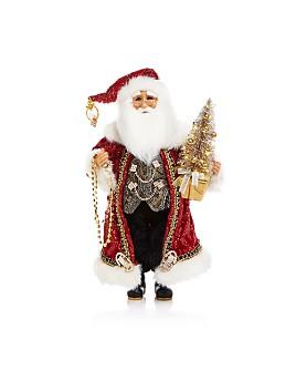 Karen Didion Originals - Traditional Elegance Santa