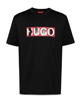 HUGO - x Liam Payne Dicagolino Logo Graphic Tee