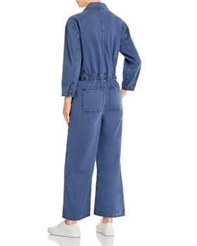 Current/Elliott - The Penny Denim Boilersuit
