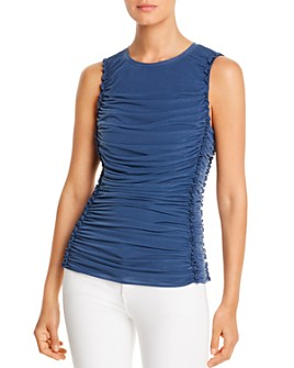 Kobi Halperin - Sariyah Sleeveless Ruched Top