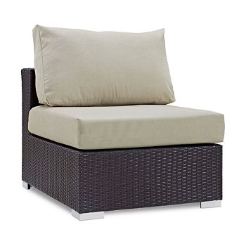 Modway - Convene Outdoor Patio Armless Chair