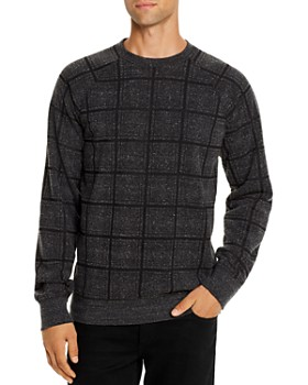Threads 4 Thought - El Paso Plaid-Print Sweatshirt