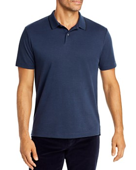 Theory - Standard Piqué Regular Fit Polo Shirt