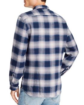 John Varvatos Star USA - Neil Reversible Regular Fit Plaid Shirt - 100% Exclusive