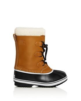 Sorel - Unisex Yoot Pac Waterproof Cold Weather Boots - Little Kid, Big Kid