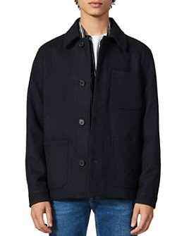 Sandro - Worker Slim Fit Jacket