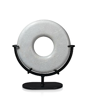 Jamie Young - Large Marble Ring Sculpture