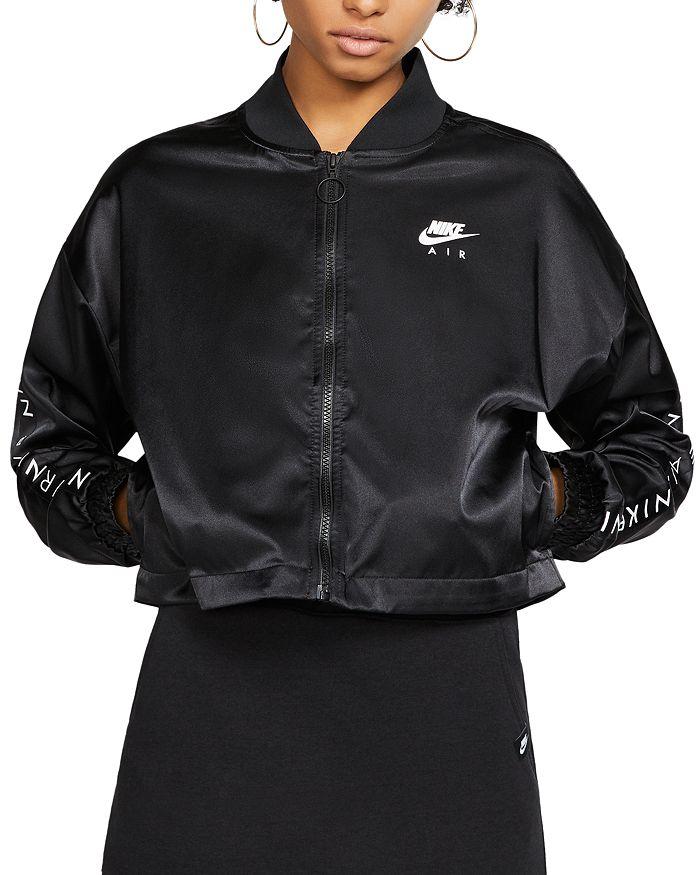 Nike - Air Cropped Track Jacket