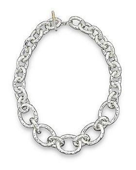 "IPPOLITA - Ippolita Sterling Silver ""Bastille"" Chain Necklace"
