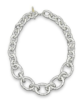 "IPPOLITA - Ippolita Sterling Silver ""Bastille"" Chain Necklace"