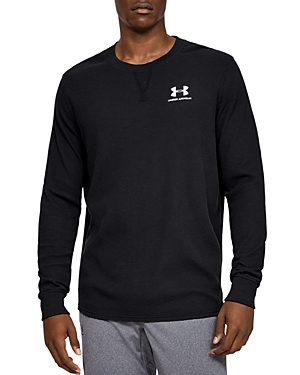 Under Armour Sportstyle Long-Sleeve Textured Tee