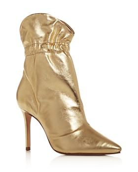 SCHUTZ - Women's Dira High-Heel Booties