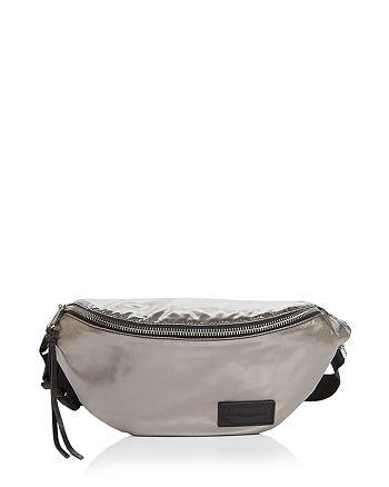 Rebecca Minkoff - Metallic Nylon Belt Bag