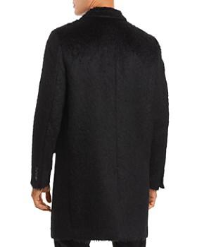KARL LAGERFELD Paris - Textured Wool-Blend Coat