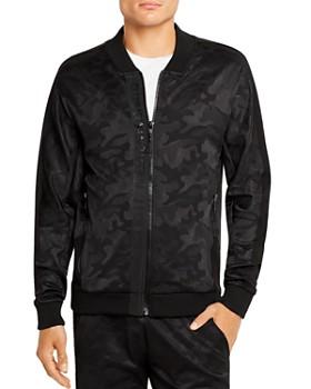 Antony Morato - Tonal-Camouflage Jacquard Jacket