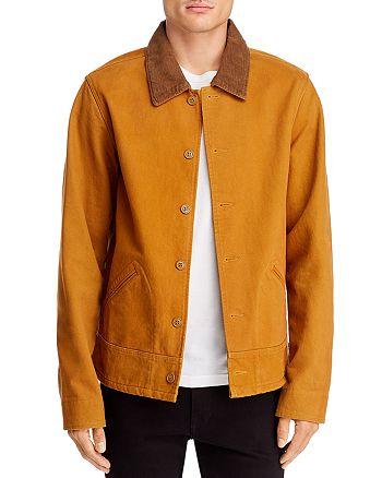 Scotch & Soda - Slim Fit Moleskin Jacket
