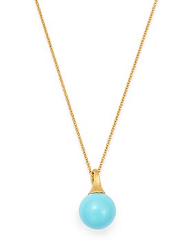 Marco Bicego - 18K Yellow Gold Africa Boule Pendant Necklace