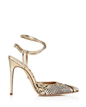 Sam Edelman - Women's Deana Ankle Strap Pumps