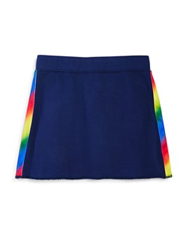 Flowers by Zoe - Girls' Neon-Stripe Skirt - Big Kid