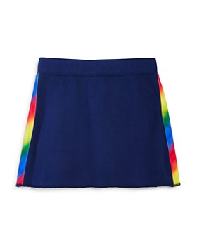 Flowers by Zoe - Girls' Neon-Stripe Skirt - Big Kid