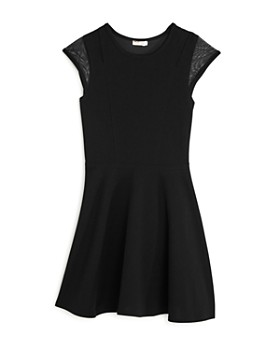 Sally Miller -  Girls' Willow Fit-and-Flare Cutout Dress - Big Kid