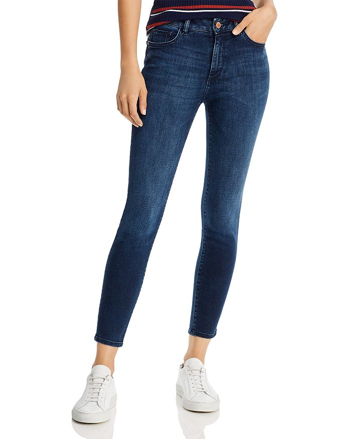 DL1961 - Florence Cropped Jeans in Morgana