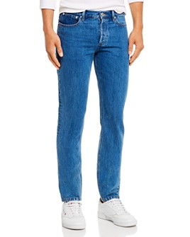 A.P.C. - Petit New Standard Slim Fit Jeans in Indigo Delave