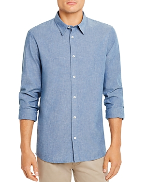 A.p.c. Hector Chambray Regular Fit Shirt-Men