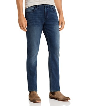 PAIGE - Federal Straight Slim Jeans in Richards