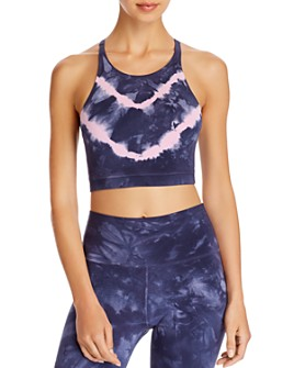 Electric & Rose - Grayson Tie-Dye Sports Bra