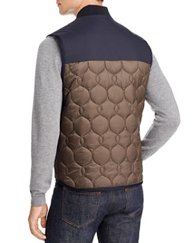 Z Zegna - Outerwear Quilted Vest
