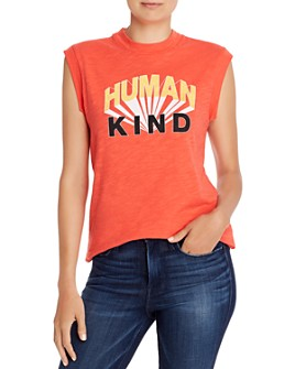 Kid Dangerous - Human Kind Muscle Tank