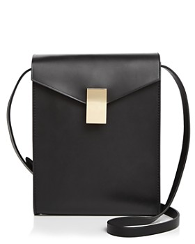 Celine Lefebure - Olivia Leather Crossbody