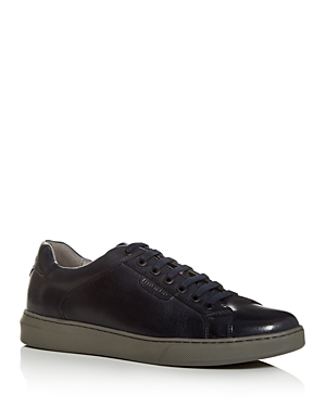 Men's Liam Leather Low-Top Sneakers