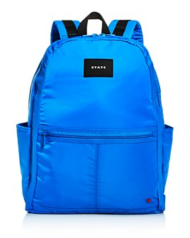 STATE - Marshall Bedford Nylon Backpack