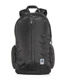 Armani - Center Zip Nylon Backpack